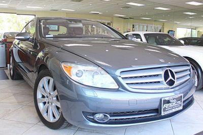 2007 Mercedes-Benz CL550 5.5L V8