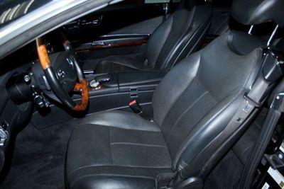 2009 Mercedes-Benz CL550 5.5L V8